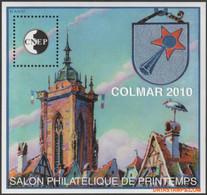 Frankrijk 2010 - Yv:CNEP 55, Cnep - XX - Philatelic Exhibition Colmar - CNEP
