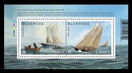 Canada 2021 Mih. 3886/87 (Bl.302) Ship Bluenose MNH ** - Ongebruikt