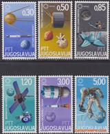 Joegoslavie 1967 - Mi:1216/1221, Yv:1110/1115, Stamp - XX - Expo 67 Montreal - Nuovi