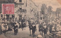 Belgium Postcard Olympic 1920 - 1919-1920 Trench Helmet