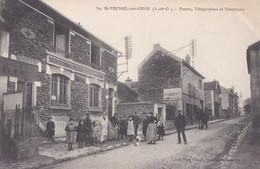 91 SAINT MICHEL SUR ORGE POSTES - Saint Michel Sur Orge