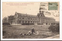Nord  Zuydcoote Sanatorium De Zuydcoote Pavillon Des Services Administratifs - Autres Communes