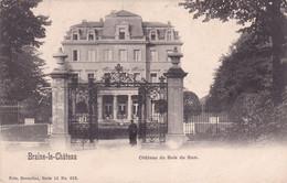 BRAINE LE CHATEAU   CHATEAU DU BOIS DE SAM - Braine-le-Chateau