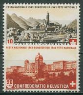 Schweiz 1943 Pro Patria Berufliche Förderung Der Jugend 420/21 Postfrisch - Nuevos