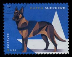 Etats-Unis / United States (Scott No.5408 - Chien / Dog) (o) - Used Stamps