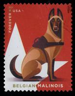 Etats-Unis / United States (Scott No.5407 - Chien / Dog) (o) - Used Stamps