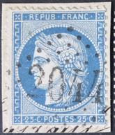 60A/fgmt Planchage 127B2, Obl GC 2044 Ligueil (36 Indre & Loire ) Ind 4 - 1849-1876: Période Classique