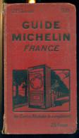 Guide Michelin France 1931 - 1901-1940