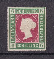 Helgoland - 1867 - Michel Nr. 4 ND - Ungebr. - Heligoland