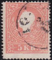 Österreich   .   Y&T    .   14  (II)     .   O  .     Gebraucht  .   /    .  Cancelled - Usados