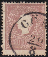Österreich   .   Y&T    .   15  (II)     .   O  .     Gebraucht  .   /    .  Cancelled - Usados