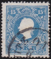 Österreich   .   Y&T    .   16  (II)     .   O  .     Gebraucht  .   /    .  Cancelled - Usados