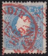 Österreich   .   Y&T    .   16  (II)     .   O  .     Gebraucht  .   /    .  Cancelled - Gebruikt