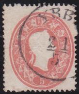 Österreich   .   Y&T    .   19      .     O  .     Gebraucht  .   /    .  Cancelled - Gebruikt