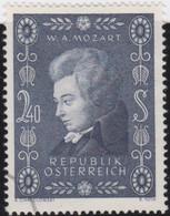 Österreich   .   Y&T    .   857    .     O  .     Gebraucht  .   /    .  Cancelled - 1945-60 Afgestempeld