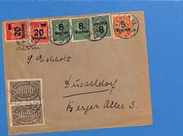Allemagne Reich 1923 Lettre De Munchen (G2497) - Lettres & Documents