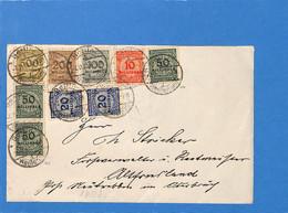 Allemagne Reich 1923 Lettre De Berlin (G2498) - Storia Postale