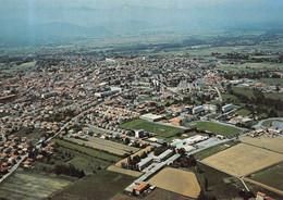 Saint Gaudens Vue Aérienne Cim école Agriculture Stade - Saint Gaudens