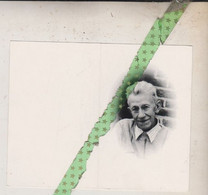 Oscar Uyttersprot-Van Hoeymissen, Denderbelle 1913, Dendermonde 1995. Gewezen Gemeenteraadslid, Gewapend Weerst. - Avvisi Di Necrologio