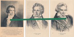 Beethoven - Non Classés