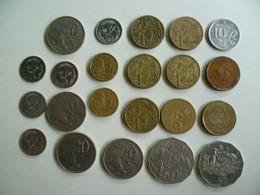 Lot De 22 Pièces De Monnaie - Australie - Australian Dollar - Zonder Classificatie