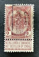 PREO 1777A BRASSCHAET 1912 - Rollini 1910-19