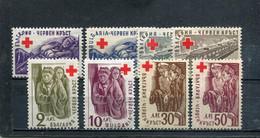 Bulgarie 1946 Yt 463-470 * - Ungebraucht