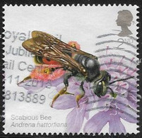 GB SG3736 2015 Bees 2nd Good/fine Used [10/26167/ND] - Oblitérés
