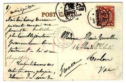 48728 - DE NANGKING  POUR LA FRANCE - 1912-1949 República