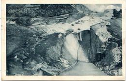 B5MA 2318 CPA - CHAMONIX - MONT BLANC - LA GROTTE DE LA MER DE GLACE - Chamonix-Mont-Blanc
