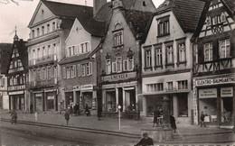 ALLEMAGNE Offenbourg   CPSM  Haupstrasse Sud - Offenburg