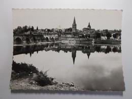 LA CHARITE SUR LOIRE La Loire - La Charité Sur Loire