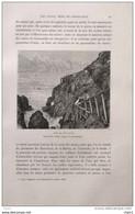 Mine De Botallack -  Page Original 1879 - Documentos Históricos