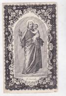 § B.BULTEEL °POPERINGE 1816  +1859  (ST.JOSEPH - ST.JOZEF) - Santini