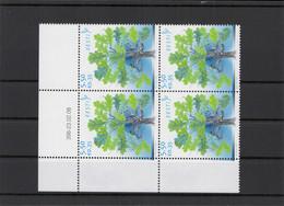 ESTLAND 2008 - Viererblock Nr 605 Postfrisch (212890) - Estonia
