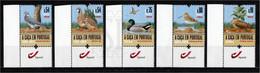 Portugal 2021 Caça Pato Real Duck Canard Perdiz Perdrix Partridge Narceja Galinhola Pombo Pigeon Fauna Animal Bird Bpost - Grey Partridge