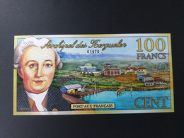 KERGUELEN ISLAND 100 FRANCS.FANTASY.NEUF/UNC - Unclassified