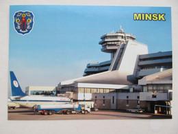 Belarus Minsk  International Airport Modern PC - Aerodromes