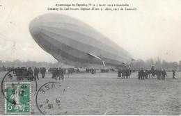 A/260            54        Lunéville           3  Avril 1913       Atterrissage Du Zeppelin - Luneville