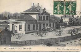 A/260            61          Mortagne        La Gare - Mortagne Au Perche