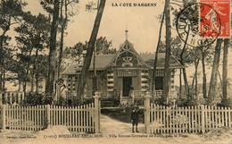 Arcachon Moulleau * Villa SIMONE GERMAINE En Forêt Près La Plage * Villa Simone Germaine - Arcachon