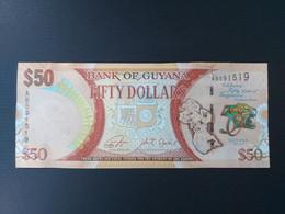 GUYANA 50 DOLLARS 2016.NEUF/UNC - Guyana