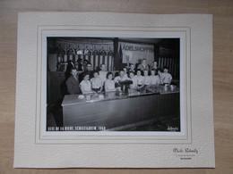 GRANDE PHOTO - FÊTE DE LA BIERE 1960 SCHILTIGHEIM - BIERE ADELSHOFFEN - Places