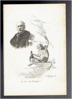 CHARLES MONGINOT 1825 BRIENNE LE CHATEAU 1900 DIENVILLE PEINTRE PORTRAIT AUTOGRAPHE BIOGRAPHIE ALBUM MARIANI - Historische Documenten