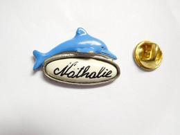 Beau Pin's Pins En Relief , Dauphin , Nathalie - Animals