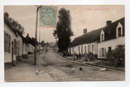 - CPA SAMER (62) - La Rue Du Breuil 1905 (belle Animation) - Edition Vve Métifeu N° 5 - - Samer