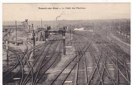 LE DEPOT Des MACHINES : à NOGENT-sur-OISE: Train - Nogent Sur Oise