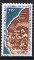 Sénégal N° 317  XX Sesquicentenaire De La Naissance De L'explorateur Léopold Panet TB - Senegal (1960-...)