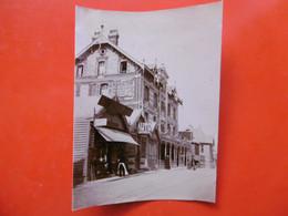LE TOUQUET LE PHARE DE PARIS PLAGE PHOTOGRAPHIE IMPRIMERIE NOUVELLE GRAND HOTEL DES BAINS ASSELIN Proprietaire - Luoghi
