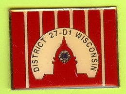 Gros Pin's Club Lions Wisconsin - #315 - Associations